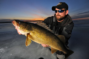 frabill tip up walleye