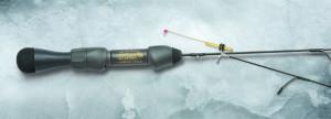 St. Croix Rod's new Legend Gold Ice