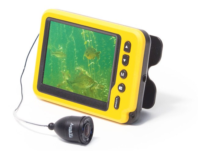 Aqua-Vu's new Micro 5c offers popular 5-inch screen at lower price.