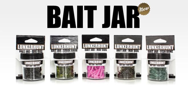 Lunkerhunt Bait Jar