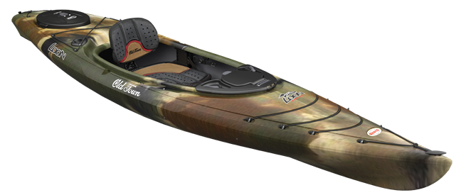 OLD TOWN: Advanced New Loon Angler Kayak