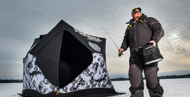 FRABILL: Heat Causes Ice Fishing Relapse