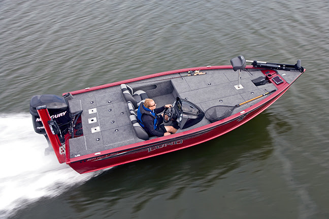 Bass fishing boats