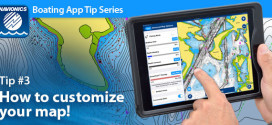 Boating App Tip #3 – How to customize your map!