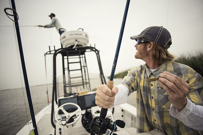 ST. CROIX ROD: NEW Legend Tournament Inshore