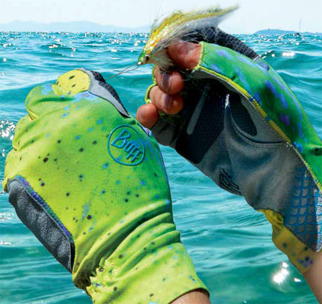 BUFF: Best Fishing Glove Ever?