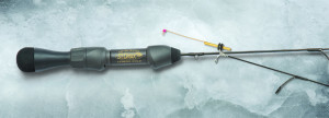 St. Croix Rod's new Legend Gold Ice
