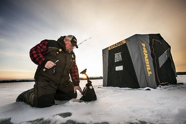 FRABILL: Fortified Fishing Experience – Fishing Sport Show