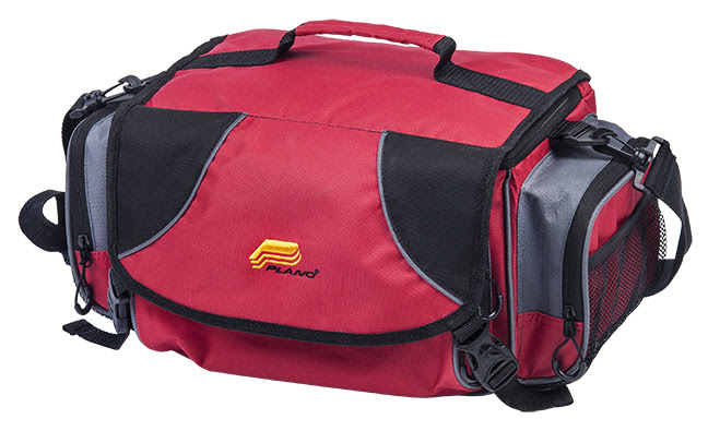 Plano Weekend Series Tackle Bag (Model No. 413700: 3700 / Red)