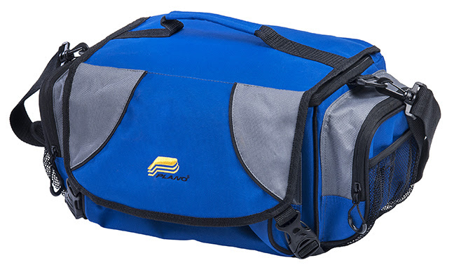 Plano Weekend Series Tackle Bag (Model No. 413720: 3700 / Blue)